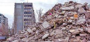 извозване и изхвърляне на строителни отпадъци в София